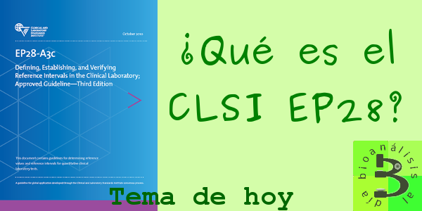 CLSI EP28