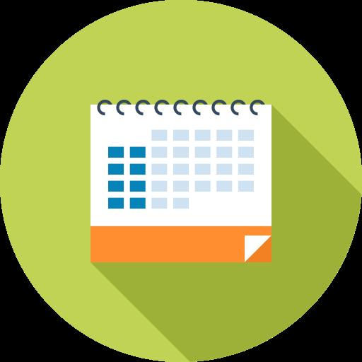 Cronograma de actividades del curso